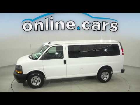 Pre-Owned 2018 Chevrolet Express 2500 LS