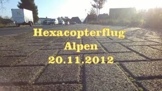 preview picture of video 'Alpen Graf-Arnold-Str.  20.11.12'