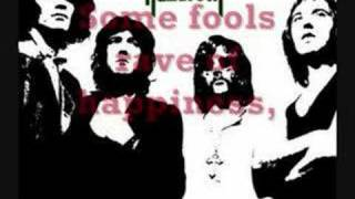 Nazareth - Love Hurts Lyrics - YouTube