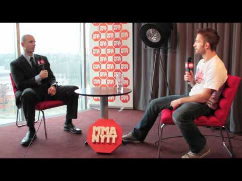 IMMAF President August Wallén Discusses Overwhelming Response