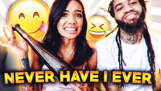 NEVER HAVE I EVER RELATIONSHIP EDITION!!!