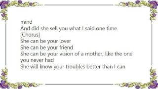 Chris Cornell - She'll Never Be Your Man Lyrics