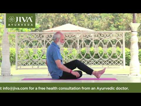 Gomukhasana Yoga for Diabetes