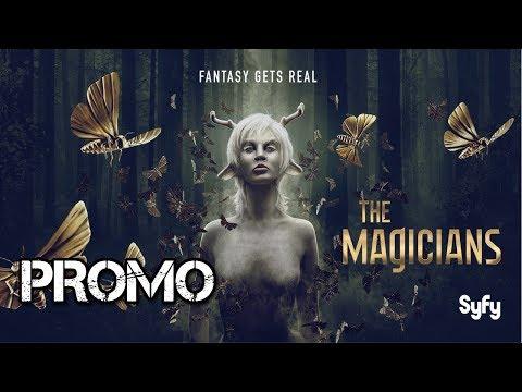 The Magicians Season 3 (Promo 'Epic Quest')