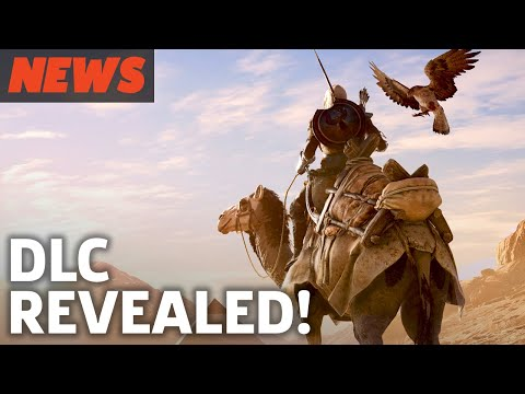 Assassin's Creed Origins DLC Details & SNES Mini Back In Stock – GS News Roundup