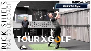 How Lie Angle Affects Ball Flight