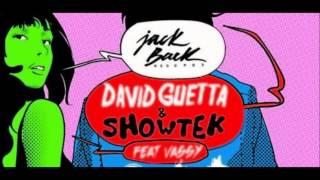 David Guetta & Showtek Featuring Vassy   Bad (WobR Instrumental Version)