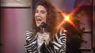 CELINE DION   Any Other Way (Live  En Public) 1990
