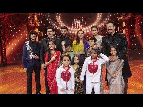 Arjun Kapoor & Parineeti Chopra On Sets Of 'Indi