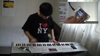 Dream Theater - Sacrificed Sons keyboard cover on Symphonic Theater of Dreams