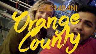 Zaid Tabani - Orange County(Prod By BNJMN) Official Music Video