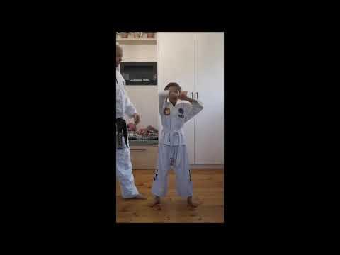 Taekwondo odcinek 5