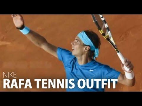 Nike Tennisbekleidung Rafa