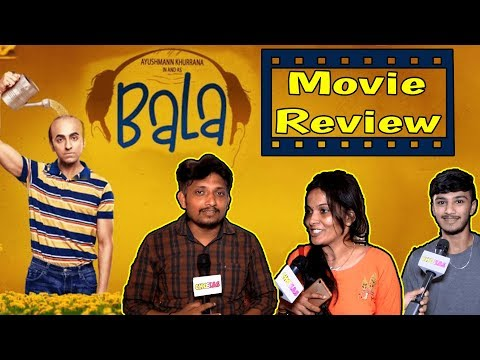Bala Movie Review      Bollywood Movie Public Review