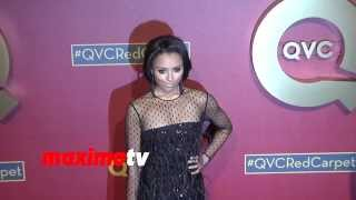 "Катерина Грэхэм, Kat Graham 5th Annual QVC ""Red Carpet Style"" Pre-Oscars Fashion Arrivals"
