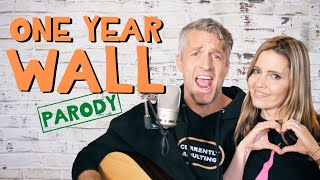 "One Year Wall - ""Wonderwall"" Parody"