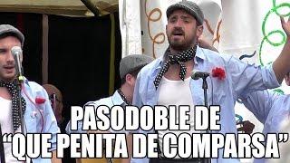 "Pasodoble ""Papa"" de ""Que penita de comparsa"", en Tarifa"