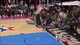 2007 NBA All-Star Game Best Plays (720p HD)