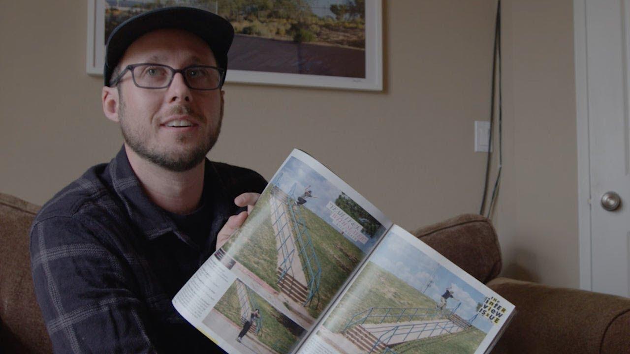 "Spun Out: Ryan Lovell ""Spinning Away"" Video Interview - ThrasherMagazine"