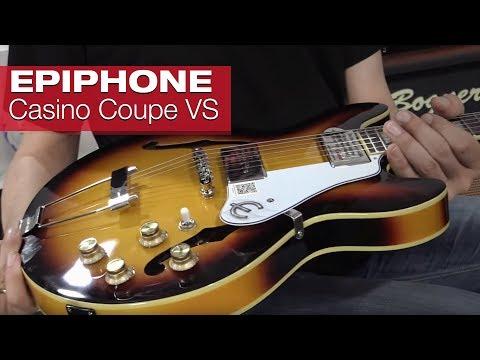 Epiphone Casino Coupe VS