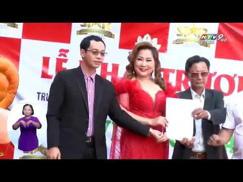 VNTV - Khai trương Trung tâm đào tạo văn hóa nghệ thuật và tài năng Việt Nam (HỌC VIỆN NGÔI SAO)