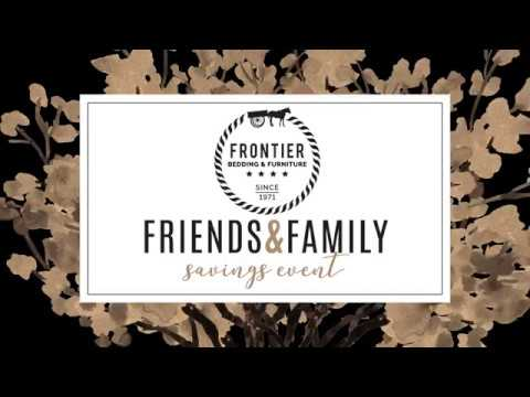 Friends & Family Event - TV - 2018