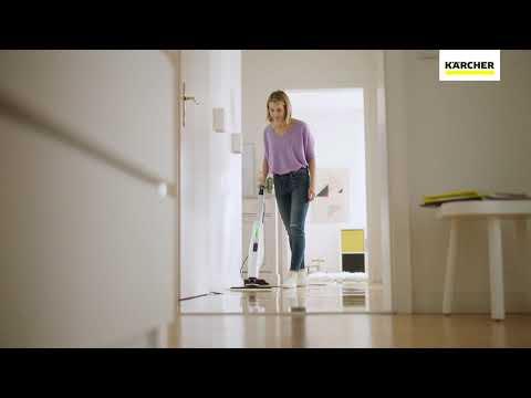 Dampfreiniger SC 3 Upright EasyFix Premium von Kärcher