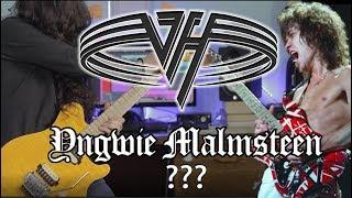 If Eddie Van Halen Played For...