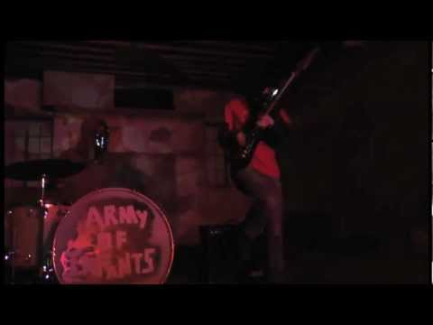 Army of Infants - Main St. Blue's