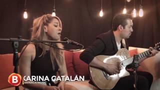 """""""La gata bajo la lluvia"""" - Karina Catalán en Qué Rollo Banda"""