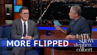 More Of Jon Stewart's Interview With Stephen Colbert