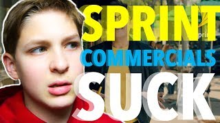 Sprint Commercials Are the Worst