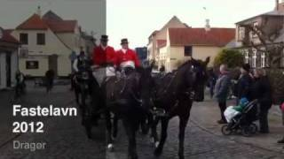 preview picture of video 'Fastelavn i Dragør'