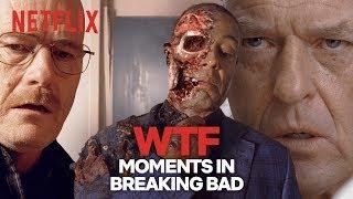 Breaking Bads Most WTF Moments | Netflix