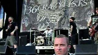 36 Crazyfists - Elysium (Live @ Soundwave 09, Brisbane)
