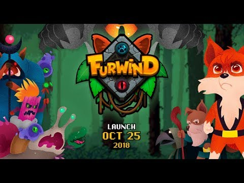 Furwind Launch Official Trailer thumbnail