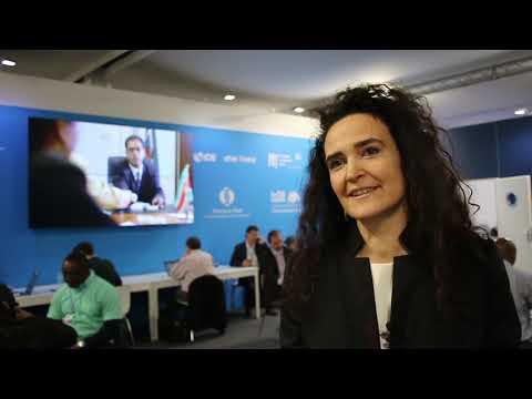 COP24: Mafalda Duarte, CIF
