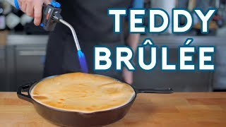 Binging with Babish: Teddy Brûlée from Bob's Burgers