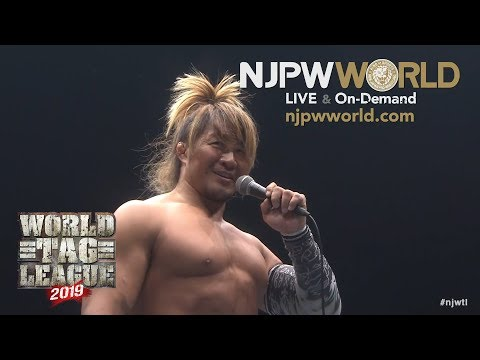 The Ace responds to the Painmaker! Tanahashi vs Jericho January 5! #njwtl