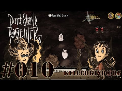 Don't Starve Together #10 – Der Tod kommt Krass ★ Speedy plays Don't Starve Together [HD|60FPS]