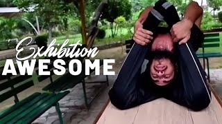 Suburbia Stunts: Contortion, Juggling, Hula Hooping & More | Exhibition Awesome