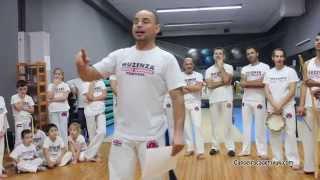 Capoeira Muzenza musica:  Eu perguntei a Sao bento