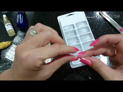 📦 Распаковка посылок с Алиэкспресс для ногтей 📦 Верхние формы, обзор и тестирование 💅
