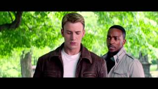 TV Spot 1 - Captain America: The Winter Soldier