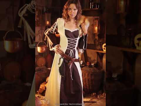 Mittelalter Kleider - Mittelalterkleid Corynna