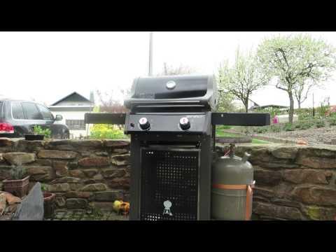 Weber Grill Spirit 210 Abdeckhaube - Grillabdeckung Jim Beam