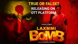 Laxmi Bomb Movie, Akshay Kumar, Kiara Advani, Raghava Lawrence, Laxmi Bomb Full Movie Online