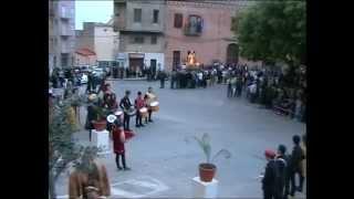preview picture of video 'TAMBURI DEL BELICE di Salemi - Fistino San Nicola 2012'