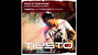 Tiësto  - Work Hard, Play Hard