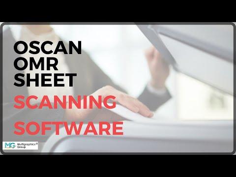 OMR Sheet Scanning & Printing